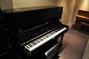 Petrof upright piano for sale!