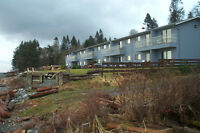 1 and 2 Bedrooom Condos with Spectacular Views in Courtenay, BC