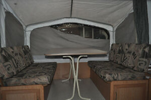 12' Three-Way Pop-Up tent trailer with AC! Kitchener / Waterloo Kitchener Area image 6