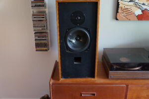 Vintage British Tangent TM 1 Speakers