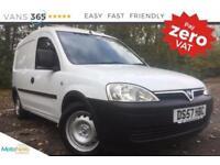 Vauxhall Combo NO VAT CLEAN BRIGHT VAN 1700 CDTI SIDE DOOR