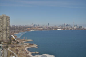 Lakeshore/Humber Bay Downtown Beautiful Lakeview Condo for SALE