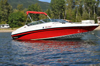 Beautiful 23 ft Crownline Bowrider (Over $9000 in recent upgrade