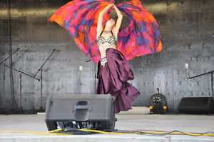 Bellydance Day and evening classes - with sarah rudnicki Peterborough Peterborough Area image 2