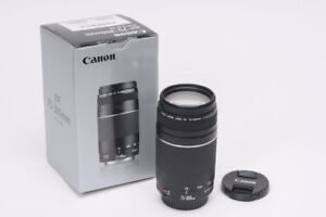 New Canon - EF 75-300mm f/4-5.6 III lens for sale