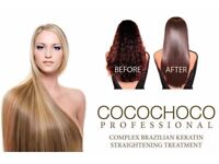 THIS WEEK START FROM TODAY YOU CAN GET 10£ OFF BY COCOCHOCO Keratin Hair Treatment.