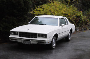 1981 MONTE CARLO *UNRESTORED*