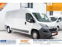 2016 65 CITROEN RELAY 2.2 35 L3H2 ENTERPRISE HDI PANEL VAN, METALLIC SILVER