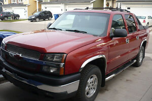 SOLD  2003 Chevrolet Avalanche Pickup Truck    SOLD