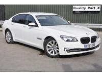 2013 BMW 7 Series 3.0 730d SE (s/s) 4dr