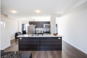 Bright 2 bdrm, 2 bath south end townhome for rent.