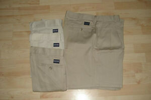 4 Brand New H.I.S. Mens Shorts Size 36 Waist