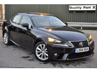 2014 Lexus IS 300 2.5 Executive Edition E-CVT 4dr