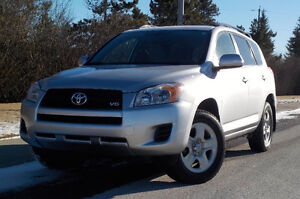 2009 Toyota RAV4 V6 with tow package
