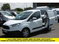 2014 FORD TRANSIT COURIER TREND 1.5 TDCI SWB WITH AIR CONDITIONING,PARKING SENSO