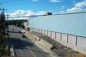 Industrial Warehousing Available for Rent!!
