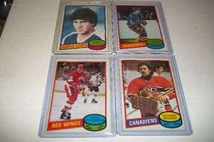 1980's OPC Stars and Rookies !! Individually Priced !