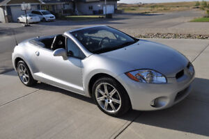 1998 Mitsubishi Eclipse Spyder GT-P Convertible w/ Sport Package