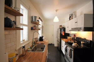 One Bedroom Lease Transfer in Gorgeous 4 1/2 Plateau Apartment