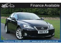 2010 Lexus IS 220d SE I 4dr [2009] [148gkm] 4 door Saloon