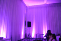 Uplighting Service For Weddings & Events