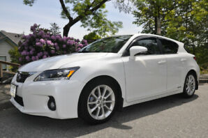 2013 Lexus CT 200h Hatchback