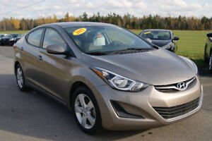 2015 Hyundai Elentra L 5 SPEED SO NICE