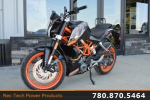 2016 KTM 390 Duke - Heavily Discounted!