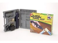 jml rotary tool with 60 piece kit