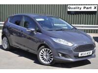2014 Ford Fiesta 1.0 EcoBoost Titanium (s/s) 5dr