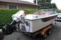 18 foot starcraft with trailer