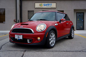 2013 MINI COOPER S NO ACCIDENTS, PANORAMIC ROOF, HEATED SEATS