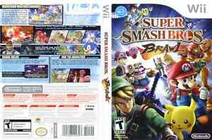 Super Mario Strikers and Super Smash Bros Brawl for Wii needed Kitchener / Waterloo Kitchener Area image 2