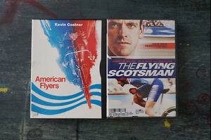 Bicycle Themed Movies on DVD