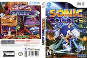Like new Cheap most popular Wii games inlcuded Mario& sonic