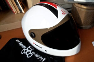 Triple 8 Racer Helmet / Casque Triple Eight Racer Downhill neuf