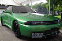 1990 NISSAN SKYLINE GTR R32 TWIN TURBO EXCELLENT CONDITION