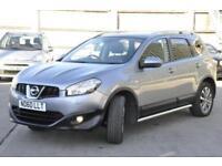 2010 Nissan Qashqai+2 2.0 Tekna 5dr