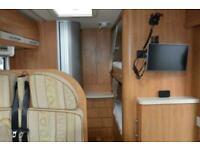 Autotrail Excel 600S FIAT DUCATO LEZ COMPLIANT 4 BERTH 4 TRAVELLING SEATS
