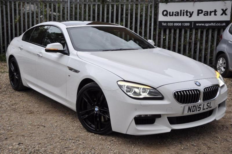 2015 bmw 6 series gran coupe 3 0 640i m sport gran coupe steptronic 4dr in harrow london - 6 series gran coupe for sale ...