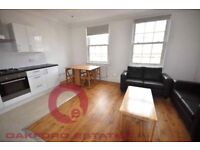 A beautiful spacious 3 bedroom flat with en suite bathrooms in a private gated mews!!