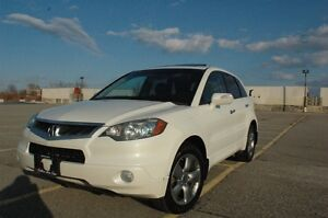 2007 ACURA RDX SH AWD LEATHER/SUNROOF NO ACCIDENT