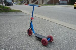 Kids 3-wheel Scooter, Good condition