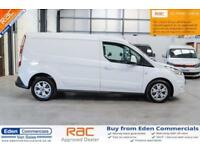 2014 64 FORD TRANSIT CONNECT 1.6 240 LIMITED P/V 1D 114 BHP DIESEL PANEL VAN