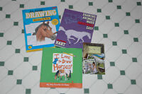 Horse Drawing Books