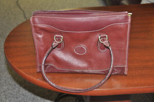 Ladies leather Franklin Quest/Franklin Covey purse Kitchener / Waterloo Kitchener Area image 1