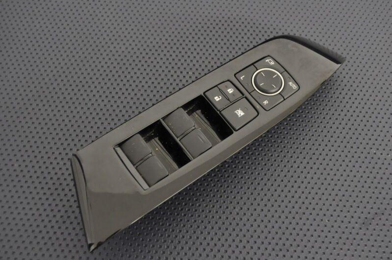 LEXUS GS 250 2013 RHD WINDOW REGULATOR CONTROL SWITCH FRONT RIGHT 74231-30350