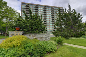 CALL TO VIEW!  2 Bdrm PLUS DEN Apt at 555 Brittany - JULY POSS.
