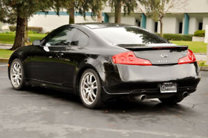 G35 COUPE - 6 SPEED MANUAL - $2000 OR BEST OFFER