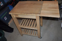 Butcher Block - from Ikea